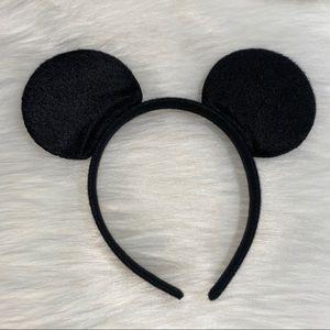 Plain Disney Mickey Mouse Ears Headband